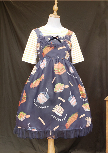 HappyFood-Dress