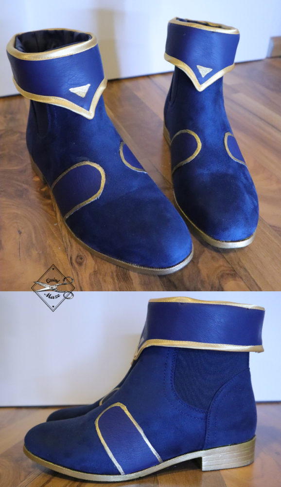 cosplay-sao-silica-shoes