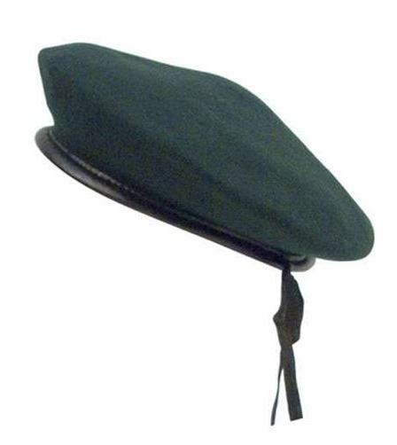 military lolita-beret