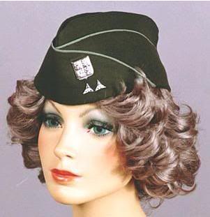 military lolita-cap
