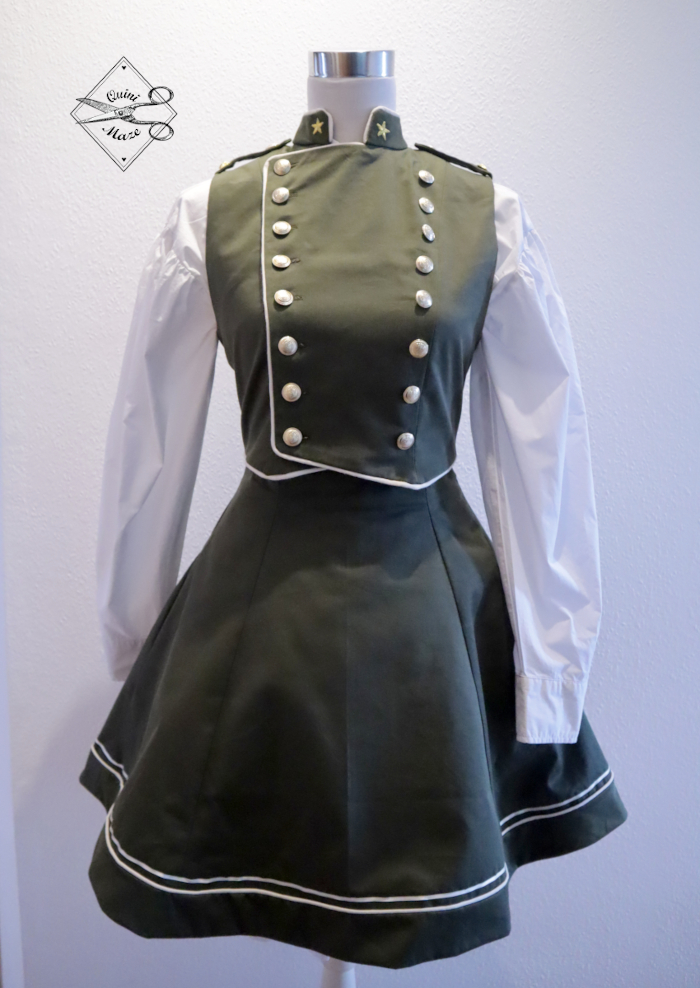 military-lolita-front