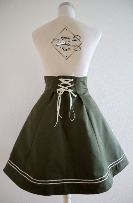 military-lolita-skirt-back